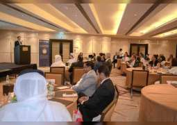 SAIF Zone showcases services, incentives before business councils
