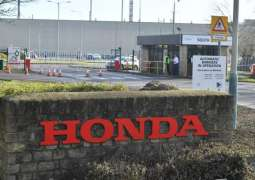 UK Union Calls Honda's Final Decision to Close Manufacturing Factory in UK 'Betrayal'