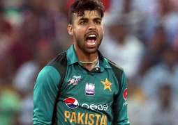 Shadab Khan declared fit for World Cup