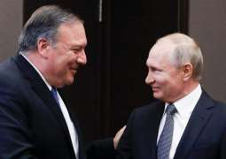 Pompeo Only Renewed US-Russia Dialogue in Sochi, Shift Not Expected Until After 2020 Race