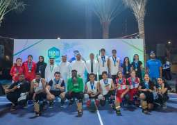The Big 3 and Sharjah Women Team A triumph in NAS 3x3 Basketball