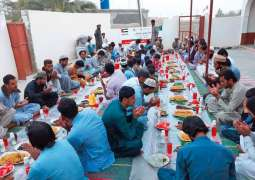 UAE embassies administer Iftar projects in several countries