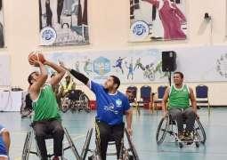 Prince' Naseem Hamed visits NAS Sports Tournament