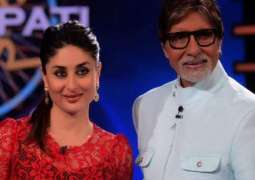 Amitabh's picture with baby Kareena winning hearts