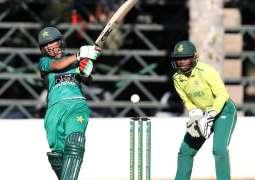 Iram Javed bats Pakistan women to victory in third T20I