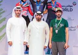 Al Shafar hails impact of NAS Sports Tournament on cycling's growing popularity in the country