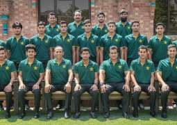 Pakistan U19 off to Sri Lanka as part of ICC U19 World Cup 2020 preparations