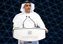 Saif bin Zayed receives 100 talented students
