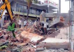 Ghana consulate damaged by CDA officials