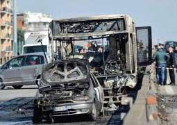 Italian Police Arrest Driver of Crashed Tourist Bus - Prosecutor's Office