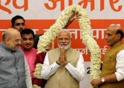 India election results 2019: Narendra Modi set for decisive win