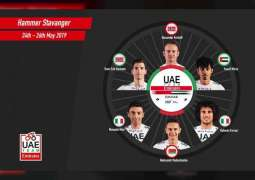 UAE Team Emirates to take part in Hammer Series in Norway