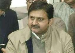 PML-N's Malik Ahmed Khan demands NAB chairman's resignation