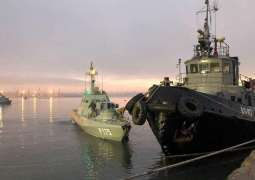 Crimean Authorities Refuse to Recognize ITLOS Ruling on Ukrainian Sailors