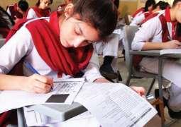 Lahore Board postpones Intermediate part-I English paper