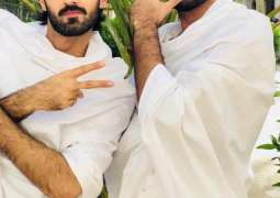 Model Hasnain Lehri's brother passes away