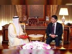 UAE Consul-General presents credentials to Iraqi Kurdistan's PM