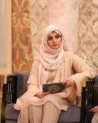Aamir Liaquat's first wife is hosting a Ramzan show