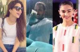 Actress Saboor Aly clarifies after her 'window cleaner' joke draws backlash