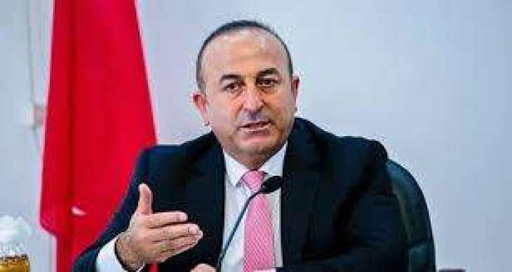 وزير الخارجية التركي: قريبون من التوصل لاتفاق بشأن اللجنة الدستورية في سوريا