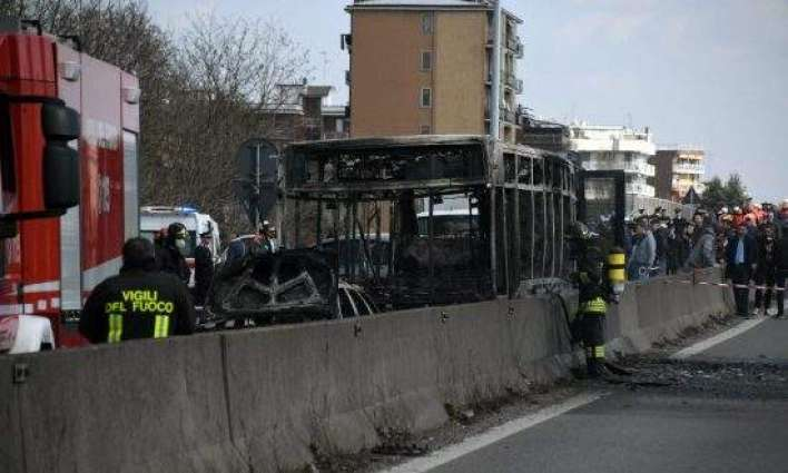 Four Passengers of Bus Involved in Accident in Italy in Serious Condition- Russian Embassy