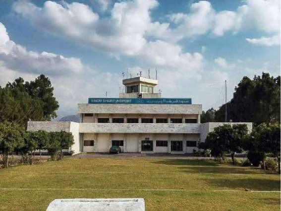 Promoting tourism: Govt to reopen Saidu Sharif airport