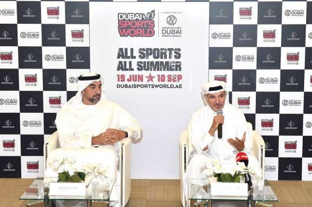 Thrilling new additions to Dubai Sports World 2019