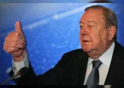 Former UEFA President Lennart Johansson dies aged 89