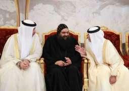 RAK Ruler continues receiving Eid well-wishers