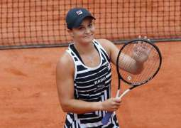 Australian Tennis Player Ashleigh Barty Wins Roland-Garros for 1st Time in Career