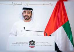 UAE welcomes efforts to defuse tension, maintain stability in the region, says Abdullah bin Zayed