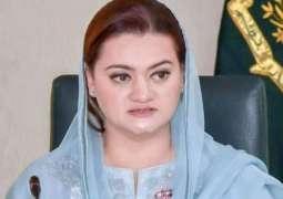 Message given to 'Aleema Baji,' Jahangir Tareen to legalize benami assets: Marriyum Aurangzeb