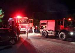 Two Turkish Diplomatic Vehicles Set on Fire in Greece's Thessaloniki - Reports