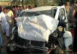 7 killed, more than 15 others injured in two different road mishaps