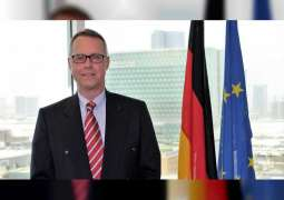 Germany, UAE agree 'Diplomacy First' only solution to regional problems: German Ambassador