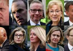 UK Conservatives Name 10 Candidates for Party Leadership, National Premiership