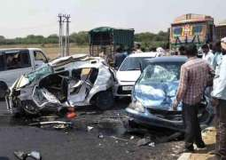 8 killed, several others injured in road mishap in Hyderabad