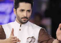 Danish Taimoor tops the most popular male TV actor category, cited by 10% of Pakistanis who