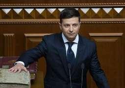 Most Ukrainians Say President Zelenskyy Lawfully Dissolved Parliament - Poll