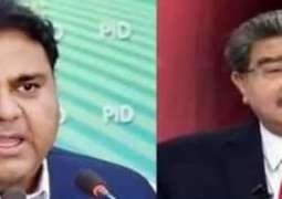Journalist Sami Ibrahim registers FIR against Fawad Chaudhry for slapping him