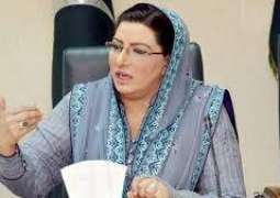 Two families used own women to shield their corruption:  Special Assistant on Information and Broadcasting Dr Firdous Ashiq Awan