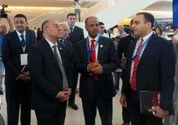 جمارك دبي تعرض تجربتها الرائدة في مؤتمر الجمارك العالمية بأذربيجان