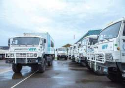 Russia Delivers 53 Trucks, 10 Trailers to Support UN World Food Program in Africa - Agency