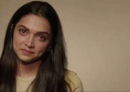 Deepika Padukone opens up about her clinical depression in New York