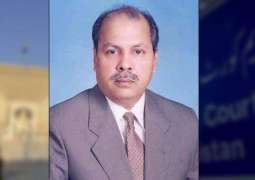 Entire Sindh province stands sunk in corruption: Justice Gulzar Ahmad