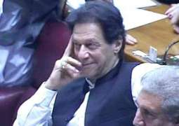No speech, just smirk, this is how Prime Minister spent time in Parliament