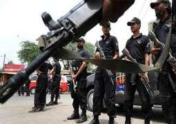 Counter Terrorism Department (CTD) nabs 3 terrorists  in Khanewal