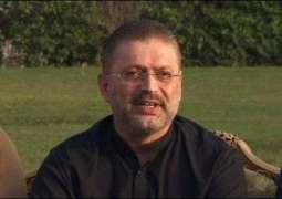 NAB seeks Sharjeel Memon's detention to investigate illegal assets