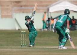 Pakistan U19 beat South Africa U19 by 17 runs in the opening 50-over match