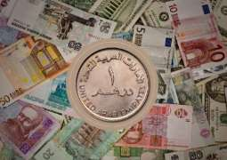 Exchange rate fluctuates against top import, export partners